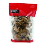 Weber Hickory Wood Chips 3lbs