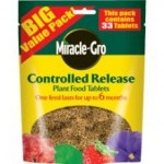 Miracle-Gro Controlled Release Tablets 33 Tablets