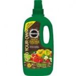 Miracle-Gro Grow Your Own Fruit & Veg Liquid – 1L