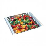 Napoleon Stainless Steel Square Topper