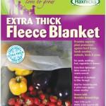 Haxnicks Extra Thick Fleece Blanket