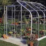 Halls Supreme Greenhouse (6/8ft Wide)