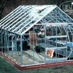 Elite Classique Greenhouse (12ft Wide)