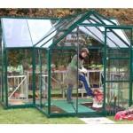 Eden Orangery Greenhouse