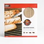 Weber Firespice Wood Papers – Oak