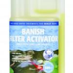 Bermuda Banish Filter Activator 500Ml Pond Treatment