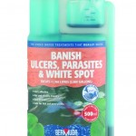 Bermuda Banish Ulcers, Parasites & White Spot 1 Ltr Pond Treatment