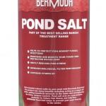 Bermuda Banish Toxins Pond Salt 500 Gallons Pond Treatment