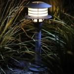 Techmar Rumex Power LED Post Light 2W