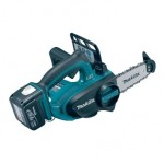 Makita LXT Series Chainsaw Cordless 14.4v lithium ion 115mm tooth space