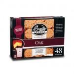 Bradley Oak Flavour Bisquettes 48 Pack
