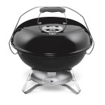 Weber Jumbo Joe 47cm Portable BBQ – Black