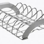 Napoleon PRO Series Stainless Steel Rib Roast Rack