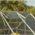 Halls Roof Vent 6ft for Popular or Supreme Greenhouse
