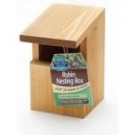 Fsc Woodland Robin Nesting Box