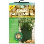 Potato Patio Planters (3 Pack)
