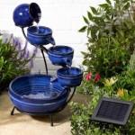 Smart Solar Neptune Blue Cascade
