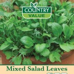 Country Value MIXED SALAD LEAVES Mild Seeds