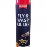 Rentokil Fly & Wasp Killer 300ml