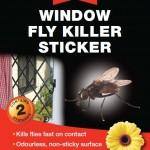 Rentokil Window Fly Killer Sticker
