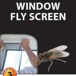 Rentokil Window Fly Screen
