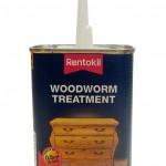 Rentokil Woodworm Treatment 125ml