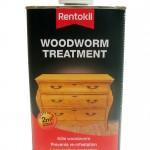 Rentokil Woodworm Treatment 500ml