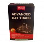 Rentokil Advanced Rat Traps Twin Pack
