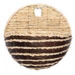 Botanico Coffee/Cream Duo Wall Basket & PE Liner