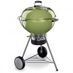 Weber 57cm MasterTouch BBQ – Spring Green