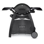 Weber Midi Q2200 Gas BBQ with Permanent Cart