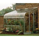 Halls Silverline Greenhouse (6ft Wide)